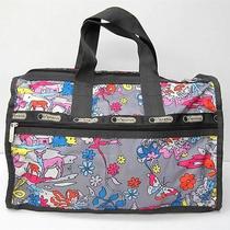 Le Lesportsac Paint by Numbers Medium Weekender Bag Photo