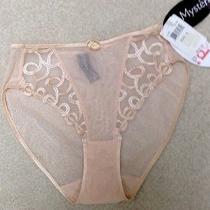 Le Mystere Ly433 Swirl Bikini S Blush Nwt Photo