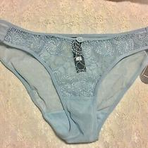 Le Mystere Rouge Tornado L Bikini Panty Light Blue  Photo