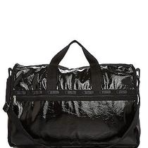Le Sport Sac Large Weekender Bag - Black - Style 7185 - New With Tags Photo
