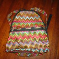 Le Sport Sac Polka Dot Nylon Backpack Photo