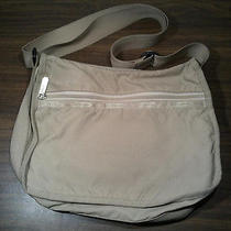Le Sportsac Beige Crossbody Photo