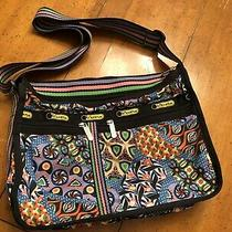 Le Sportsac Crossbody Floral Photo