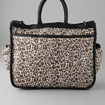Le Sportsac Diaper Bag - Cheetah/leopard Print Photo