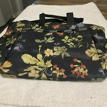 Le Sportsac Floered Purse Pre Owned Photo