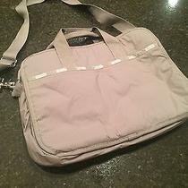 Le Sportsac Grey Computer Bag Photo