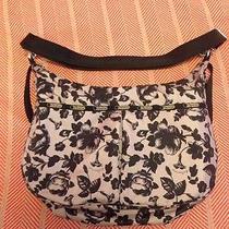 Le Sportsac Jessi Botanica Diaper Bag Photo