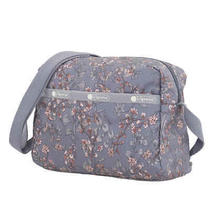 Le Sportsac Laelia Dusk Print  Daniella Crossbody Bag 2434-F425 Photo