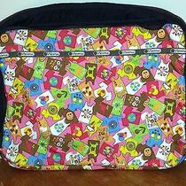 Le Sportsac Laptop Padded Sleeve Case  Photo
