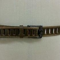 Leather Belt by Linea Pelle Photo