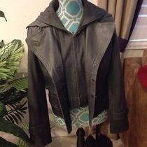 Leather Blazer Photo