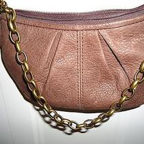 Leather Brown Fossil Purse Photo