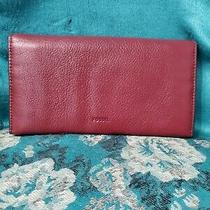 Leather Fossil Wallet  Photo
