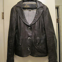 Leather Jacket by Mackage Photo
