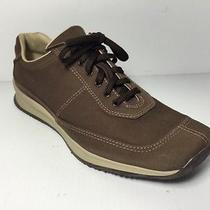 Leather Sneaker Prada Shoe Size 6 Numbers on Inside Shoe  4 E0875 6 Photo