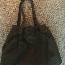 Leather Vera Wang Leather Handbag Purse Nwot Photo
