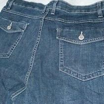 Lee Riders Stretch Comfort Gap 18x29 Jeans 2 Back Flap Pockets Bootcut Great... Photo