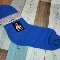 Leg Express Sneaker Sock Womens Blue/ Leg Warmer Photo