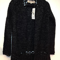 Lela Rose Crochet Cardigan Photo