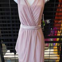 Lela Rose Size 12 Dusty Pink   Short Formal Dress Nwts Photo