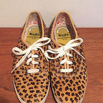 Leopard Print Women's Sneakers by Ked's for Opening Ceremony Photo