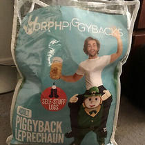 Leprechaun Piggyback Costume by Morphsuit One Size Great for St. Patrick's Day Photo