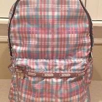 Lesport Sac Backpack (Hard to Find Style) the Ultimate Backpack Mint Condition Photo