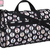 Lesport Sac Large Weekender Disney Bag Minnie Mouse Nwt Photo