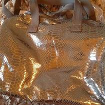 Lesport Sac Melanie Foil Snake Bag Nwt Photo