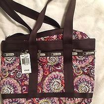Lesport Sac Nylon Tote New With Tags Photo