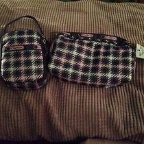 Lesport Sac Paula & Cosmetic Bags Set Nwt Photo