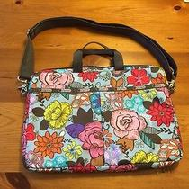 Lesportsac 15 Inch Laptop Bag - Celebrate Floral  Photo