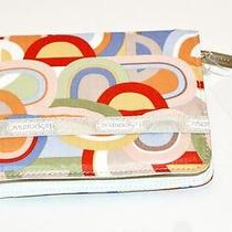 Lesportsac 5152 3845 Daisy Wallet in Roadtrip Pattern Photo