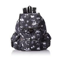Lesportsac 7839 Voyager Backpack  Allure Nwt Photo