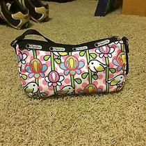 Lesportsac Bag Bird and Flower Print Photo