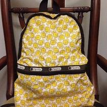 Lesportsac Basic Backpack in Dandy Lion Print Photo