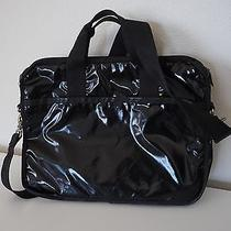 Lesportsac Black Nylon Laptop Bag Photo