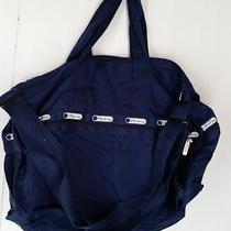 Lesportsac Blue Nylon Tote Bag Photo