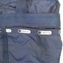 Lesportsac Blue Shopper Bag Tote Photo