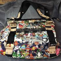 Lesportsac  by Tokidoki  Happy Holidays Bag Retails 300 Happy Holidays     Photo