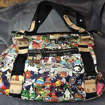 Lesportsac  by Tokidoki  Happy Holidays Bag Retails 300 Ready for  Holidays Photo