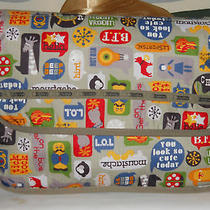 Lesportsac Computer Bag Shout Retro Design Extremely Rare Animals 7841 Photo