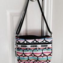 Lesportsac Crossbody Bag Hearts Photo