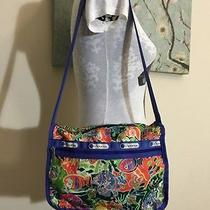 Lesportsac Crossbody Bag Under Water Design With Pouch Photo