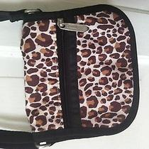 Lesportsac Crossbody Leopard Print  Photo