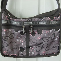 Lesportsac Deluxe Everyday Bag in Dolce Vita Nwt Photo