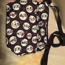 Lesportsac Disney Celebrate Minnie Cleo Crossbody Bag Photo
