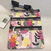 Lesportsac Disney Cinderella Fairy Tale Moment Kylie Crossbody Handbag Purse Nwt Photo