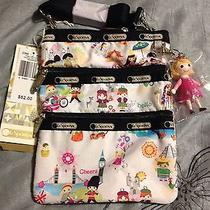 Lesportsac Disney It's a Small World Kasey Purse Photo