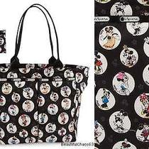 Lesportsac Disney Minnie Mouse Everygirl Celebrate Minnie Tote Bag Purse & Pouch Photo